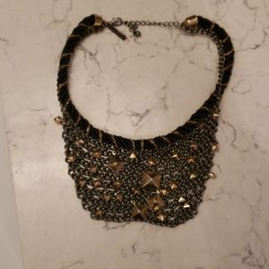Rampage Mesh Necklace